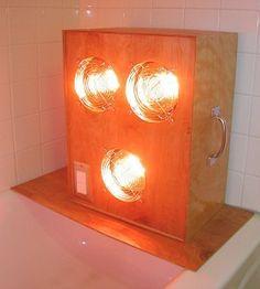 Near Infrared Sauna Therapy