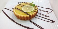Tartita de limón