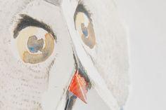 Owl    https://www.etsy.com/listing/105724697/set-of-5-owl-3d-pop-up-cards-handmade