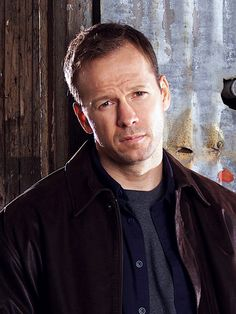 Donnie Wahlberg, singer, actor (younger brother, Mark Wahlberg)
