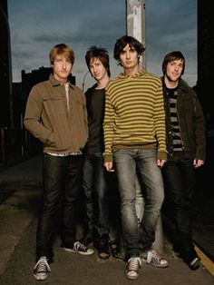 All-American Rejects. Ohhh, they used to be so good, too! I miss the old days.