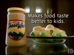 Cheese Whiz Commercial 1995