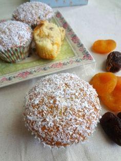 Kayısılı Hurmalı Muffin tarifi
