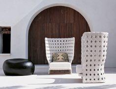canasta-lounge-chair bb italia- patricia urquiola