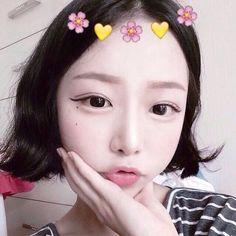 Image via We Heart It https://weheartit.com/entry/165081391/via/24361186 #asian #girl #korean #lovely #ulzzang