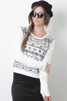 Rain Dance Sweater Top