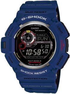 CASIO GSHOCK MEN IN NAVY MUDMAN GW9300NV2JF ** Check this awesome product by going to the link at the image.Note:It is affiliate link to Amazon. #MensWatch