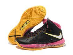 http://www.nikekwazi.com/nike-zoom-lebron-10x-shoes-black-pink-yellow.html NIKE ZOOM LEBRON 10(X) SHOES BLACK/PINK/YELLOW Only $87.00 , Free Shipping!