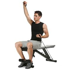 Ancheer Adjustable Weight Bench