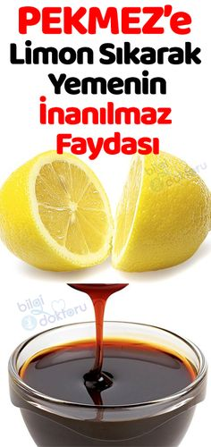 We have always eaten PEKMEZ wrong. We should eat lemon squeeze out. We have always eaten PEKMEZ wrong. We should eat lemon squeeze out. Comfort Food, How To Squeeze Lemons, Natural Cures, Natural Medicine, Herbal Remedies, Healthy Weight Loss, Health Tips, Herbalism, Healthy Lifestyle