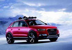 2013 Audi Q3. I need it. Immediately