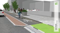 The Urban Bikeway Design Guide, now in its second edition, is positioned as the go-to resource for planners that are designing bike infrastructure in North America.
