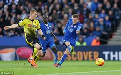 Video Leicester City vs Watford Highlights & Goals - England Premier League (Nov 07 2015) - Fastest soccer video & football match highlights powered by live3s.com