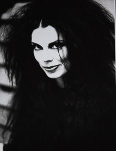 Patricia Morrison ~ Fur Bible † Sisters of Mercy † The Damned ~ fucking… …