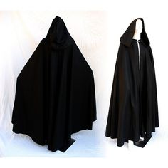Wraps, Capes and Cloaks for Sale From Twin Roses Designs! Costume... ($64) via Polyvore featuring coats, cloaks, jackets, capa and cape