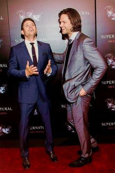 J2 at the 200th episode party.