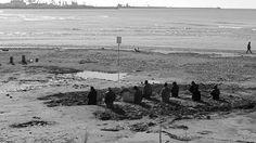 enterramiento de diez trabajadores