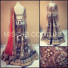 Fusion indian wear by MischB (11)