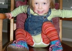 Padraig Cottage - Home of the Padraig Slippers WONDERFUL slippers for baby that stay on their little feet!
