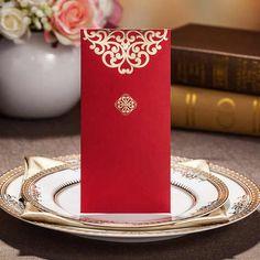 唯思美 2014新款中式烫金简约 婚礼结婚创意红包利是封 个性红包 - 天猫Tmall.com