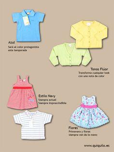 4 tendencias en moda infantil para este mes de abril