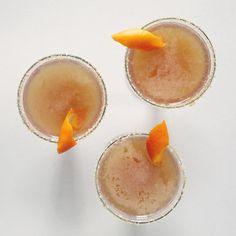 Ginger Sidecar Cocktail | Martha Steward via POPSUGAR Food