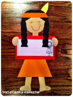 Native American Kids Craft!