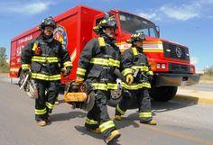 <p>*Estarían capacitándose durante 5 meses junto a bomberos de Estados Unido; por lo pronto un grupo recibe entrenamiento físico intensivo