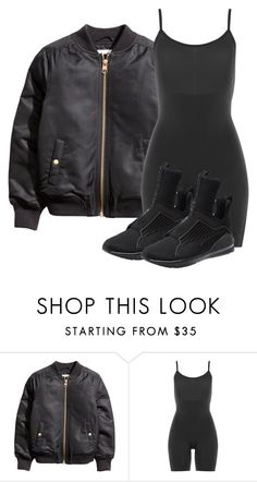 """""""Untitled #36"""" by kiarra-jones ❤ liked on Polyvore featuring SPANX"""
