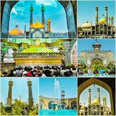 السلام على سَميَة الزهراء وعش ال محمد وكريمة اهل بيتة ...السيدة فاطمة المعصومة