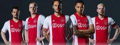 maillot de foot pas cher 2018: Maillot de foot Ajax 2016-2017 pas cher