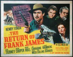 O Regresso de Frank James