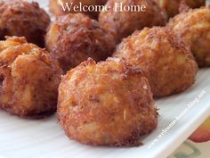 Welcome Home Blog: My Mini Maryland Crab Bites