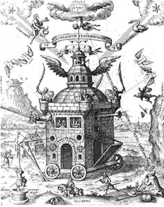 "Rosicrucianism is a philosophical secret society, said to have been founded in late medieval Germany by Christian Rosenkreuz. It holds a doctrine or theology ""built on esoteric truths of the ancient past"", which, ""concealed from the average man, provide insight into nature, the physical universe and the spiritual realm."