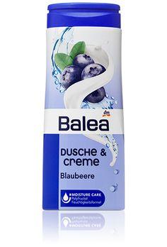 Shower gel_Balea-Dusche a Creme, Blaubeere