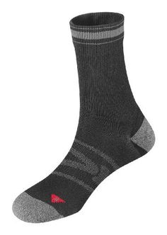 """Keen Womens 3"""" Cat 6 Athletic Sock, Black, Large by Keen. $12.76. The women's 3"""" Cat 6 sock is a cycling sock for your daily commute, ride or race day."""