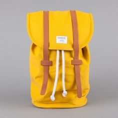 Sandqvist Stig Backpack Yellow - Trouva