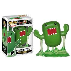 Movies Pop! Vinyl Figure Domo Slimer [Ghostbusters]