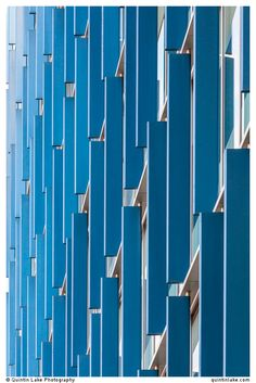 The Blue Fin Building by Allies and Morrison, London
