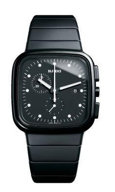 Rado r5.5 – Swiss watches in high-tech ceramics
