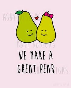 great pear, heathly relationship