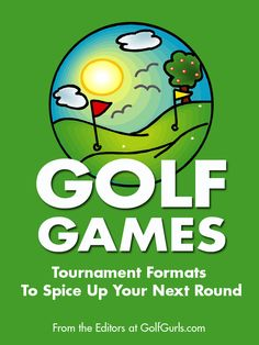 "Are you looking for some fun tournament formats for your golf league or charity event this season? ""Golf Games: Tournament Formats To Spice Up Your Next Round"" is filled with some great ideas to get you started planning an unforgettable tournament! From the Editors at GolfGurls.com  -  Available in both print and kindle editions on Amazon.com: http://www.amazon.com/dp/1493574256/ref=rdr_ext_tmb"