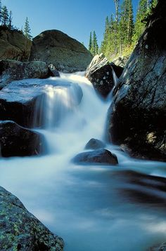 Rocky Mountain National Park is a national park located in the north-central region of the U.S. state of Colorado