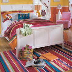 Ashley Furniture HomeStore - Caspian Panel Bed by Ashley Furniture HomeStore, via Flickr