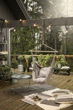 Idées d'aménagements pour une terrasse Plus