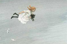 FOTO: ILLUSTRATION: ROBERT INGPEN. Ur Trollkarlen från Oz. Bilden är ...