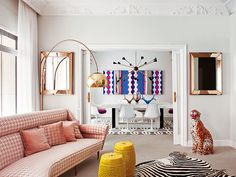 Preciously Me blog : Eclecchic Home in Madrid