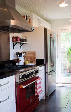 Amy Alper, Architect - farmhouse - Kitchen - San Francisco - Amy A. Alper