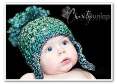 Ear Flap Beanie by TheChikenCoop on Etsy, $15.00