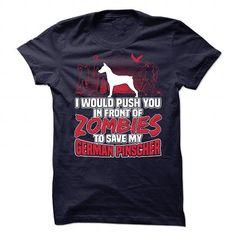 German Pinscher T Shirts, Hoodies. Check Price ==► https://www.sunfrog.com/Pets/German-Pinscher-2114-NavyBlue-Guys.html?41382